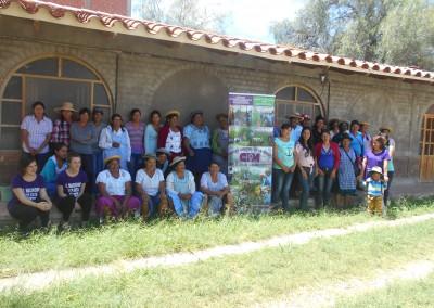 Bolivia, CIM