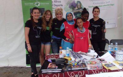 La importancia del Voluntariado joven y activo en Haurralde