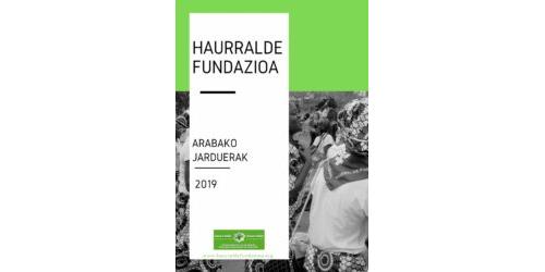 Arabako Jarduerak 2019